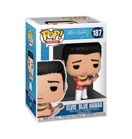 Funko Pop! Funko Pop! Rocks nr187 Elvis Presley - Blue Hawaii