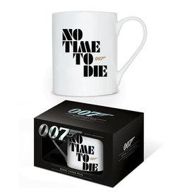 James Bond No Time To Die - Bone China Mug