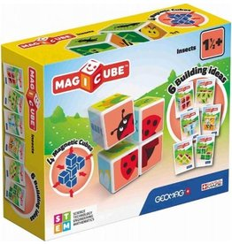 Geomag MagiCube Insects