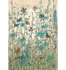 """BugArt Wenskaart """"Garden Butterflies"""""""