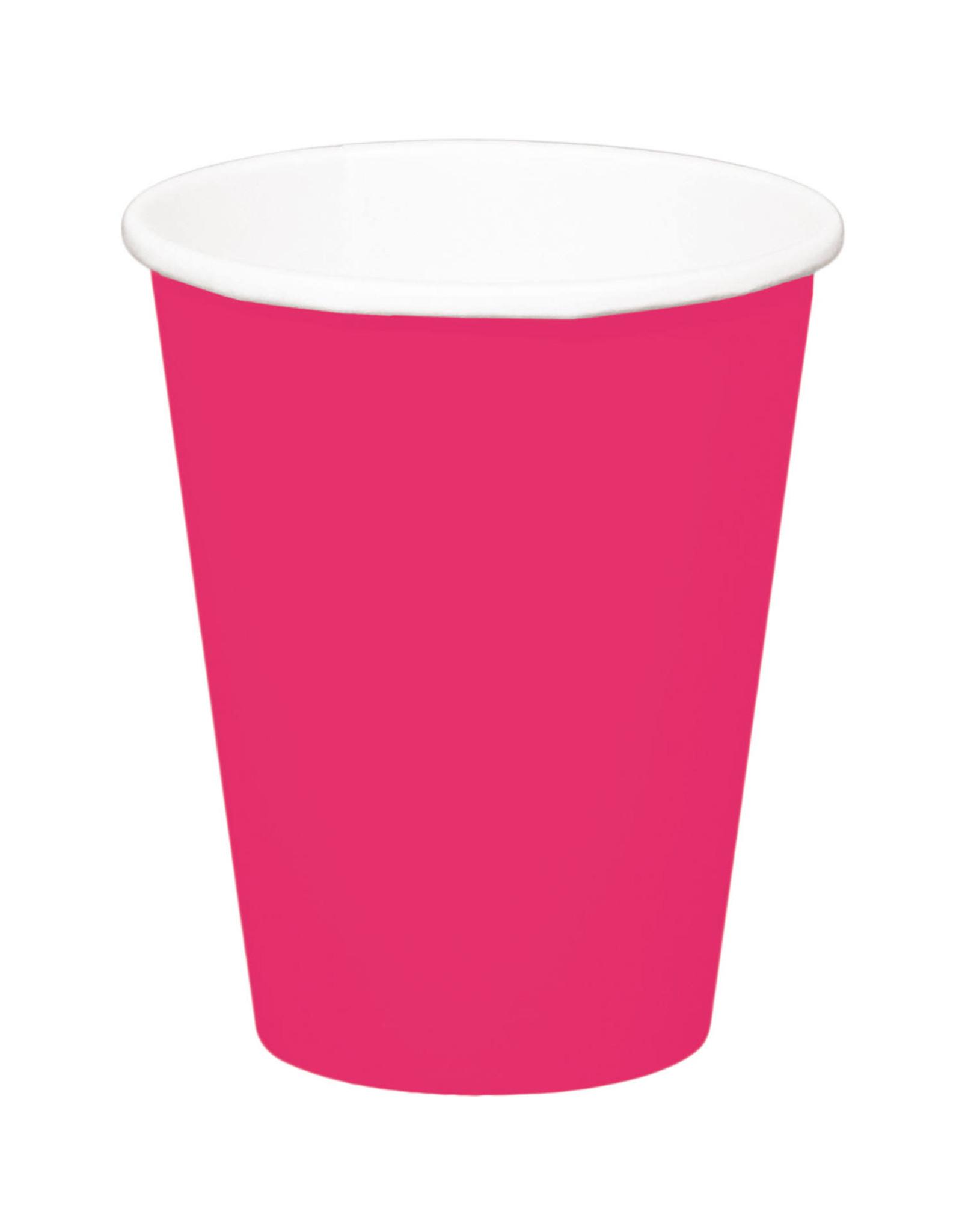 Bekertjes Pink 350 ml