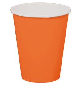 Bekertjes Oranje 350 ml