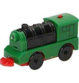Woody Woody Electrische Locomotief
