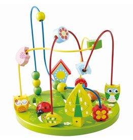 Playwood Garden Bead Maze