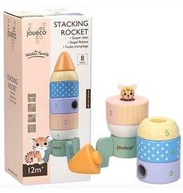 Jouéco Stacking Rocket