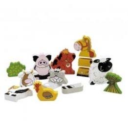 Tidlo Animags Farm Animals