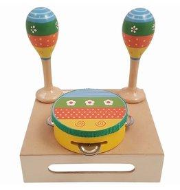 Playwood Muziekset Pastel Mini