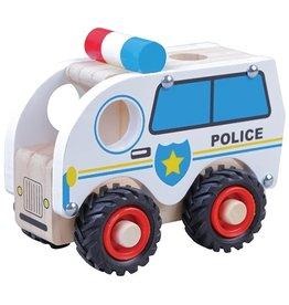 Wa Wa Wa Wa Politieauto