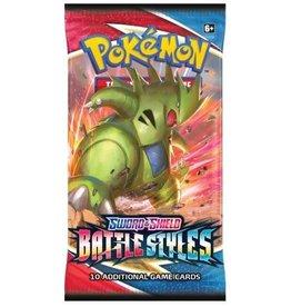 Pokemon Pokémon Booster SS5 Sword & Shield Battle Styles