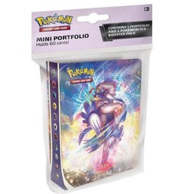 Pokemon Pokémon Mini Portfolio + Booster Pack Sword en Shield Battle Styles