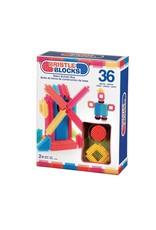 Bristle Blocks Bristle Blocks Basic Builder Box 36 dlg