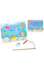 Playwood Fishing Game
