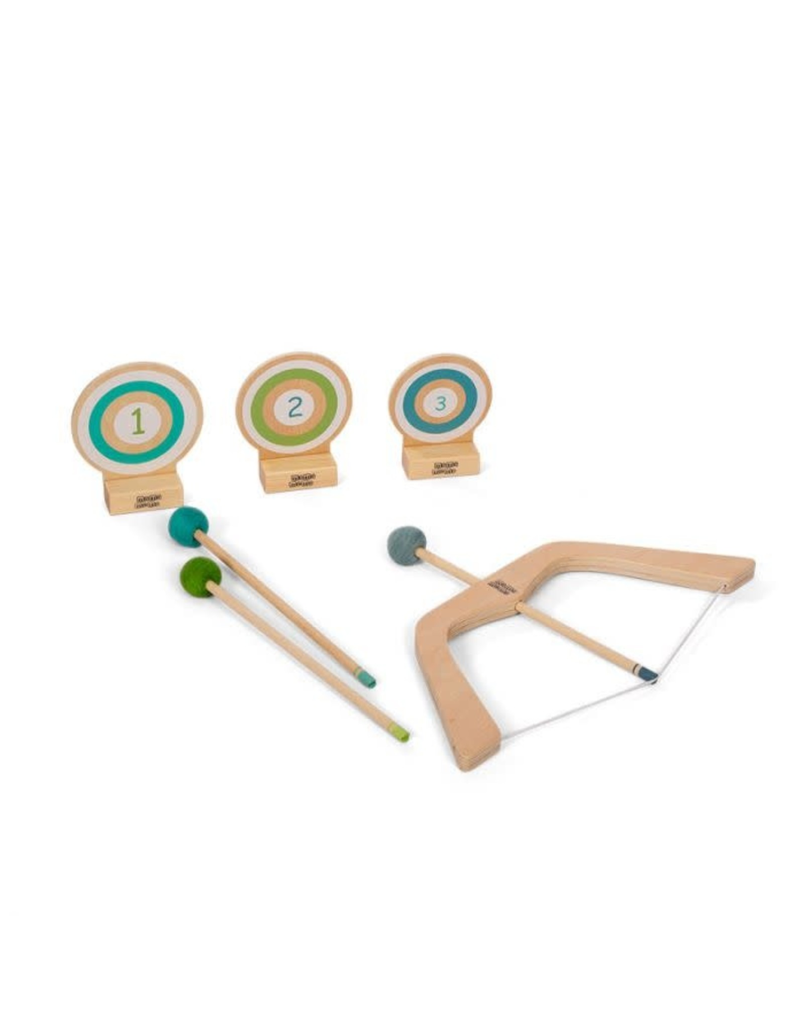 Mamamemo Bow and Arrow Set