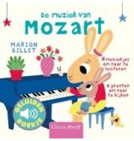 """Geluidenboekje """"De muziek van Mozart"""""""
