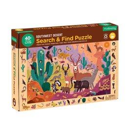 """Mudpuppy Search & Find Puzzle """"Desert"""""""