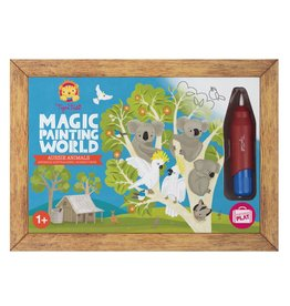 Tiger Tribe Magic Painting Aussie Animals
