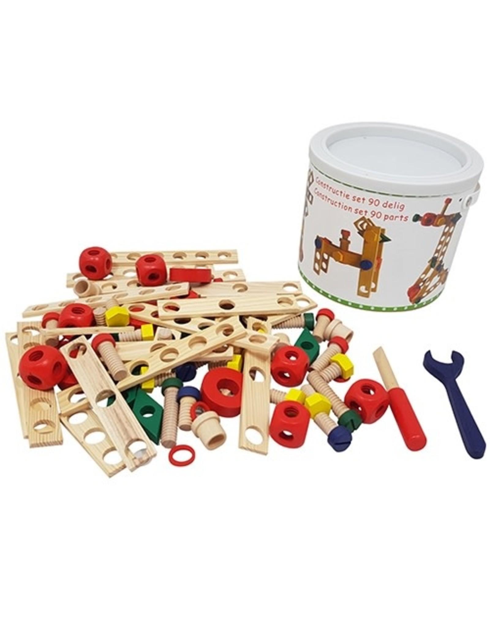 Playwood Constructieset 90 delig