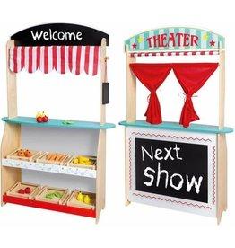 Jouéco Shop en Theater