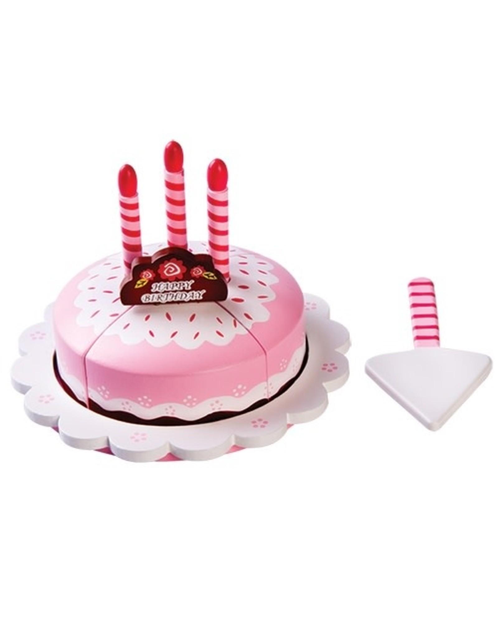 Playwood Birthday Cake