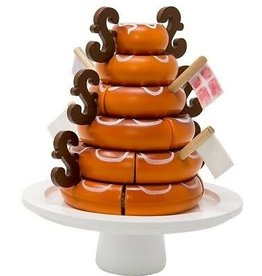 Mamamemo Marsepein Ring Cake