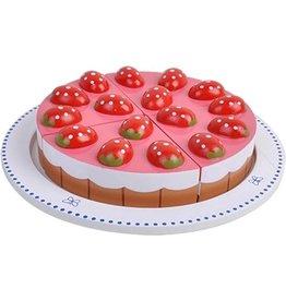 Mamamemo Speeleten - Aardbeien Taart