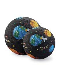 "Crocodile Creek 13 cm Rubber Speelbal ""Space"""