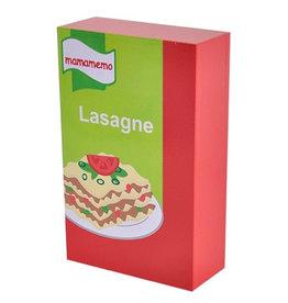 Mamamemo Speeleten - Lasagne