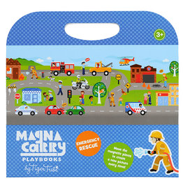 """Tiger Tribe Magna Carry """"Emergency Rescue"""""""