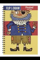 "Mudpuppy Flip & Draw ""Pirates"""