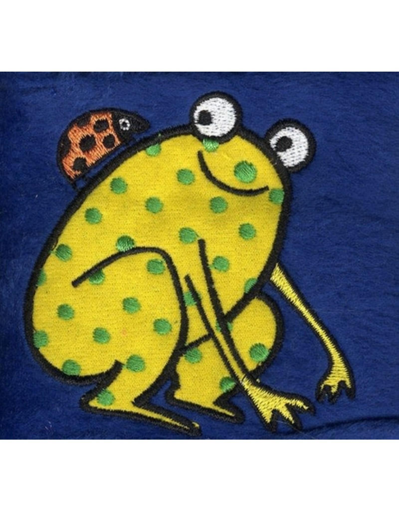 Clavis Baby Buggyboekje Blauw