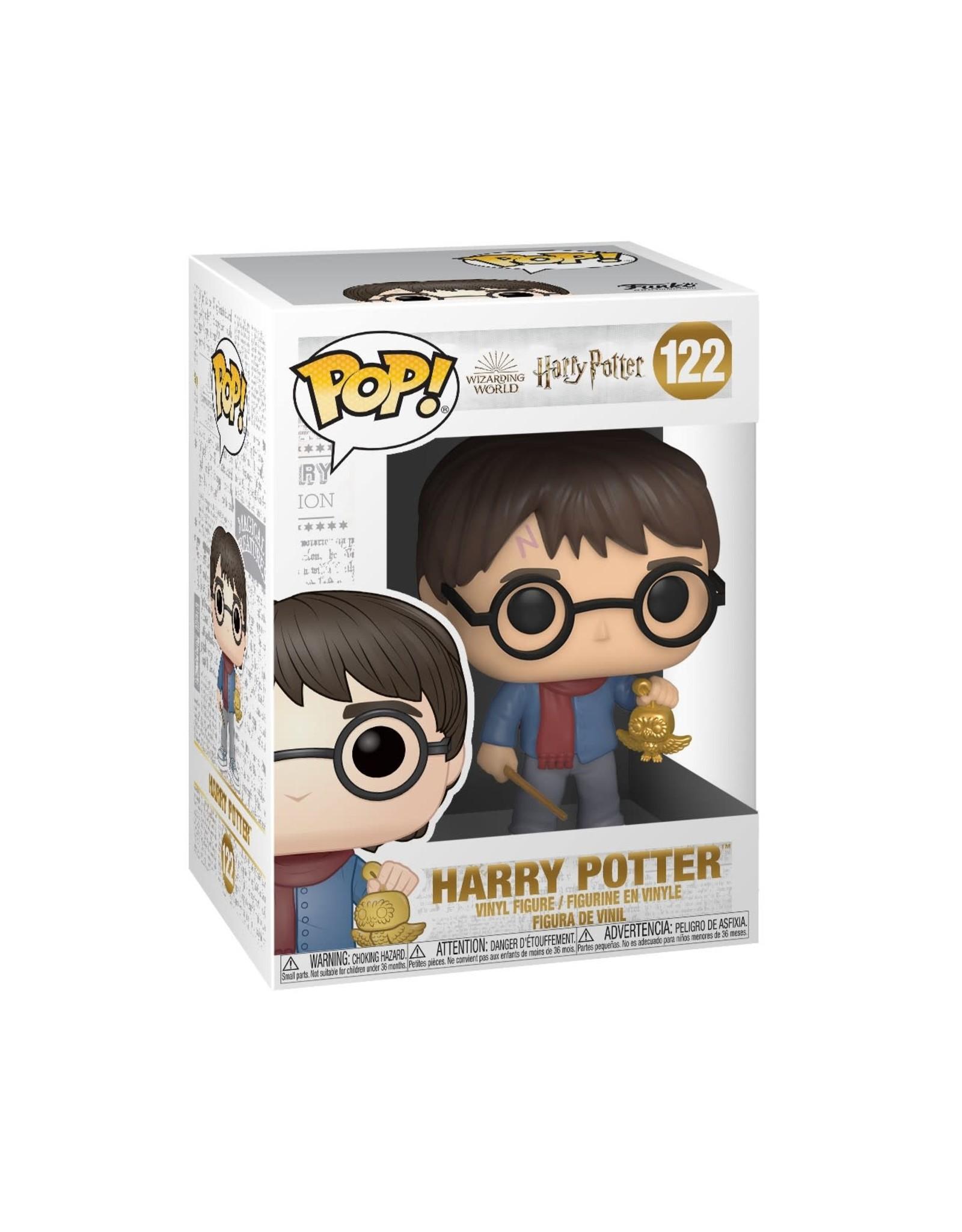 Funko Pop! Funko Pop! Harry Potter nr122 Holiday Harry Potter