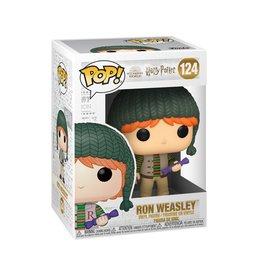 Funko Pop! Funko Pop! Harry Potter nr124 Holiday Ron Weasley