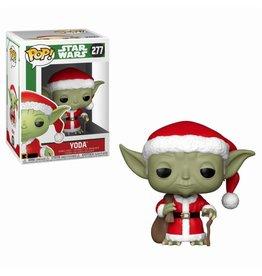Funko Pop! Funko Pop! Star Wars nr277 Holiday Santa Yoda