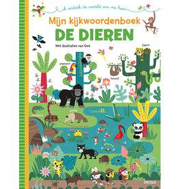 """Deltas Mijn Kijkwoordenboek """"De Dieren"""""""