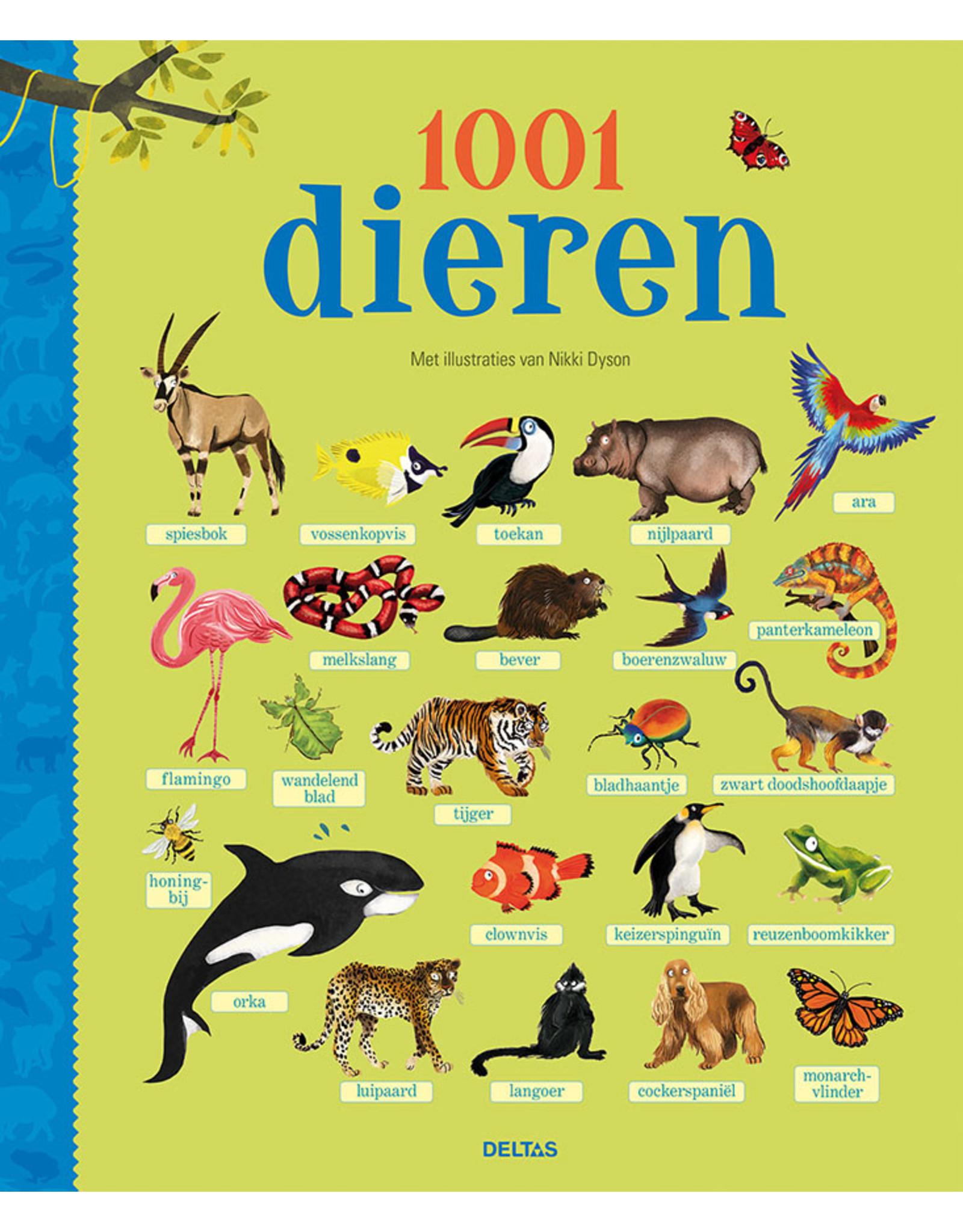 Deltas 1001 Dieren