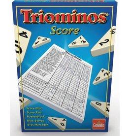 Goliath Triominos Scorepad