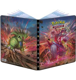 Pokemon Pokemon Verzamelmap 9-pocket: Battle Styles