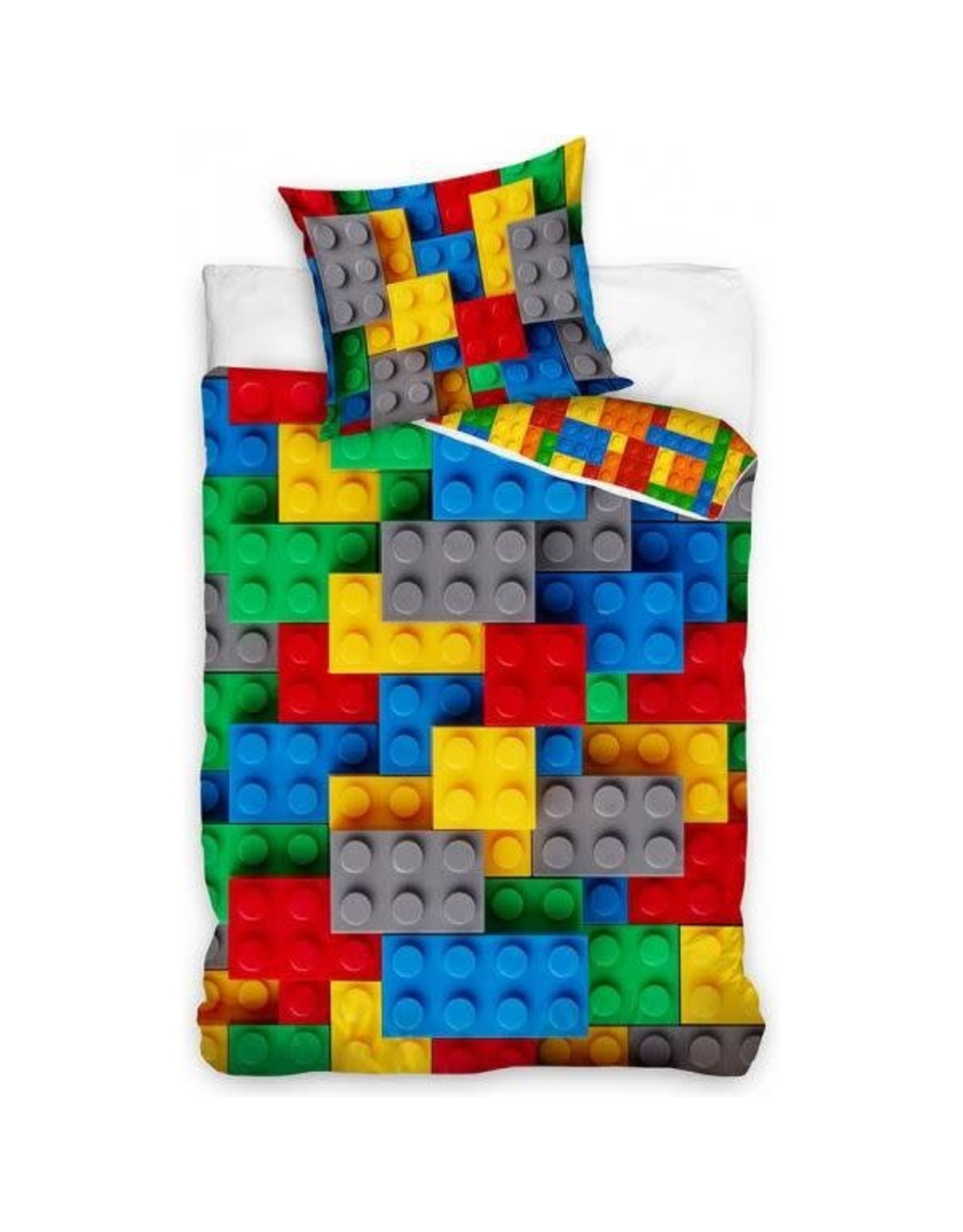 Lego Dekbed Lego Classic Bricks