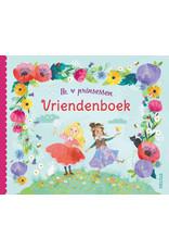 """Deltas Vriendenboek """"Ik hou van prinsessen"""""""