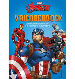 Deltas Vriendenboek Marvel Avengers