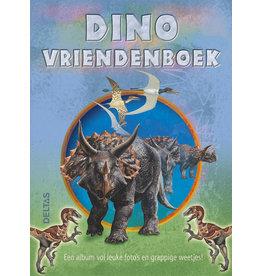 """Deltas Vriendenboek """"Dino"""""""