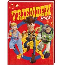 Vriendenboek Toy Story 4