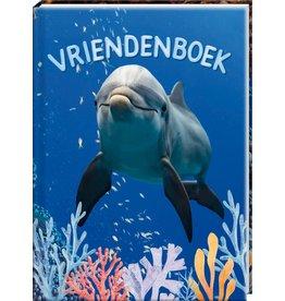 """Vriendenboek """"Dolfijn"""""""