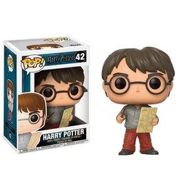 Funko Pop! Funko Pop! Harry Potter nr042 Harry with Marauders Map