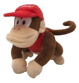 Super Mario Pluche - Diddy Kong