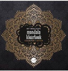 Het enige echte Mandalakleurboek