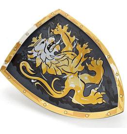Nobele Ridder Zwart Schild