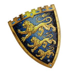 Koning Triple Lion Schild
