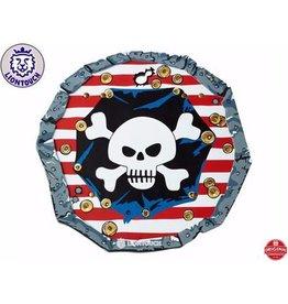 Piraten Schild