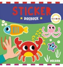 """Sticker Doeboek """"Oceaan"""""""